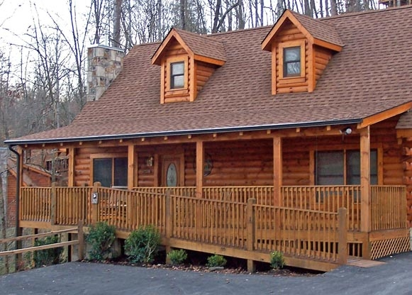 Eagles ridge resort pigeon forge tennessee tn for American eagle cabin pigeon forge tn