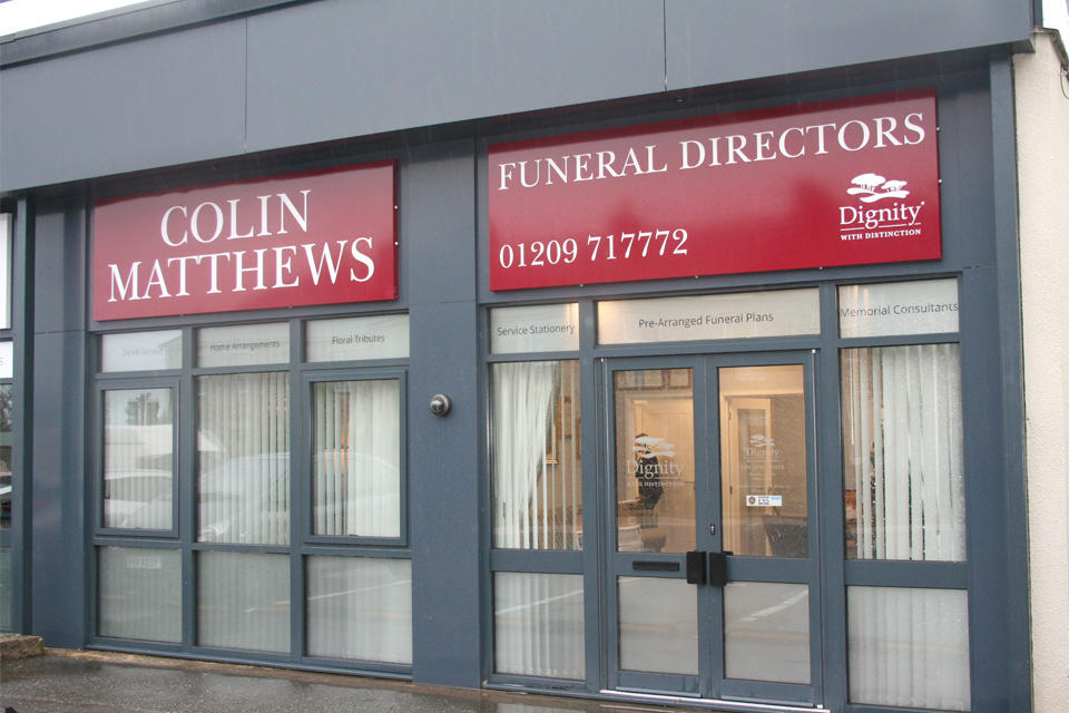 Colin Matthews Funeral Directors
