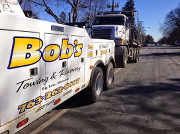 Bob 39 S Towing Recovery Inc Big Lake Big Lake