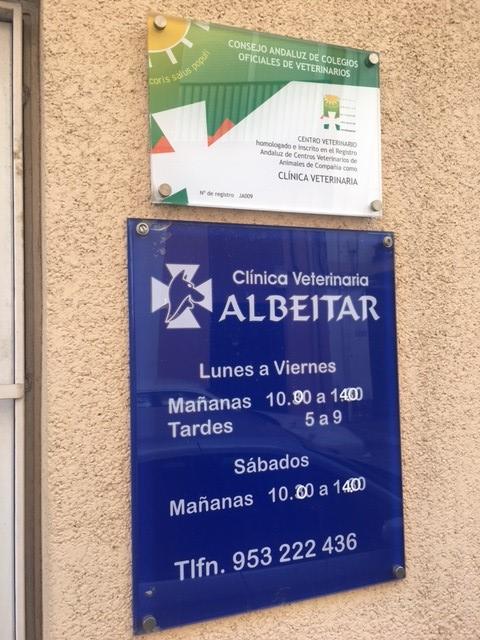 Albeitar Clínica Veterinaria