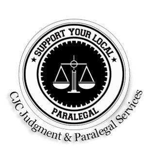 CJC Judgment  and  Paralegal Services