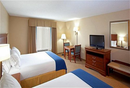 Holiday Inn Express & Suites Culpeper - ad image