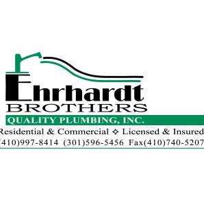 Ehrhardt Brothers Quality Plumbing, Inc. - Columbia, MD - Plumbers & Sewer Repair