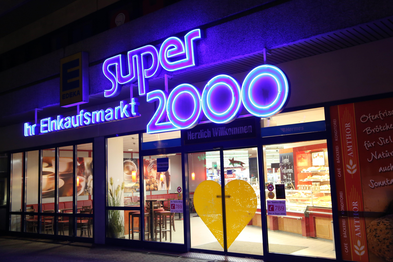 Edeka Super 2000 in Hofgeismar