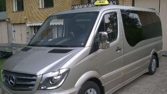 Taksi Henkilöliikenne M & R Korhonen Oy