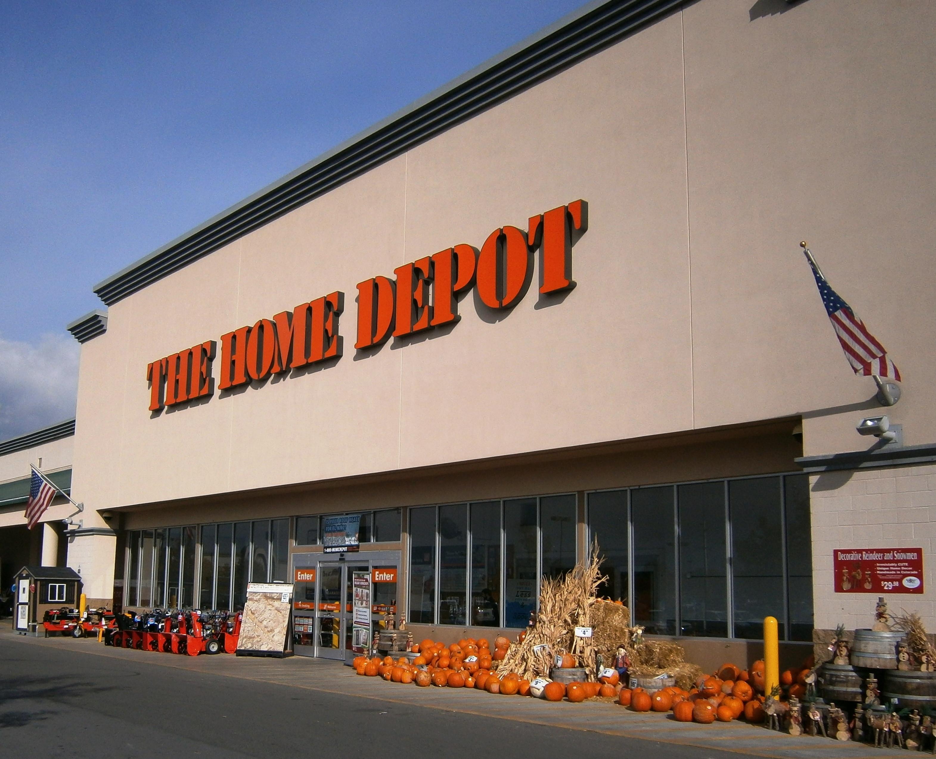 Home Depot Store Provo Utah