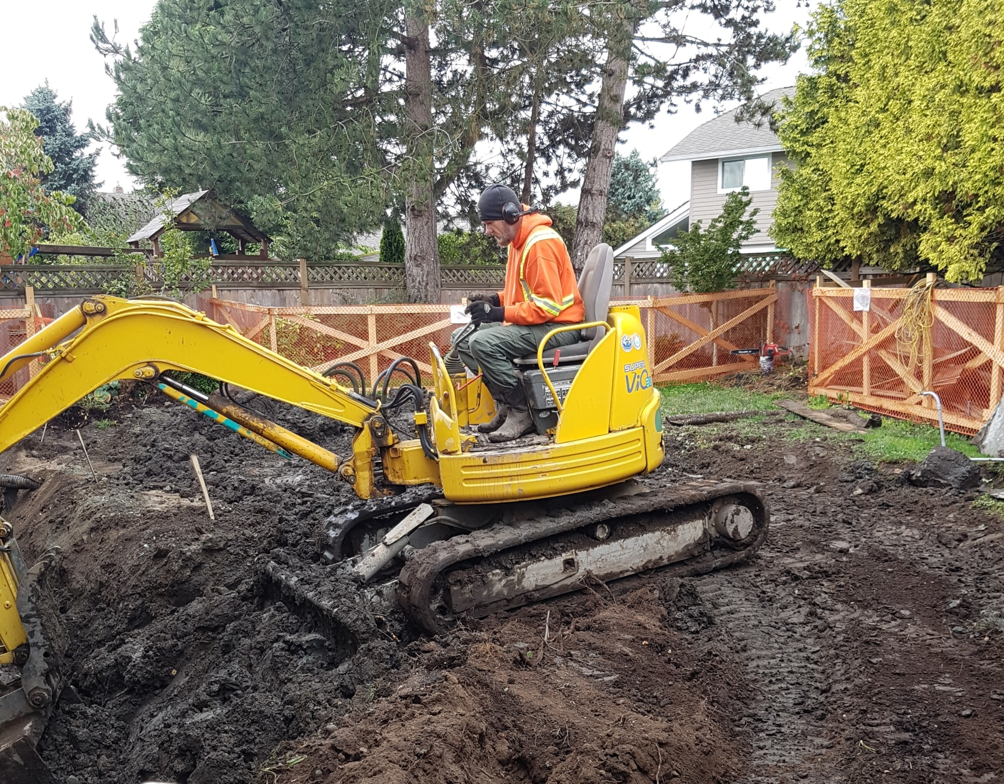 Double 8 Driveway Reconstruction in Richmond