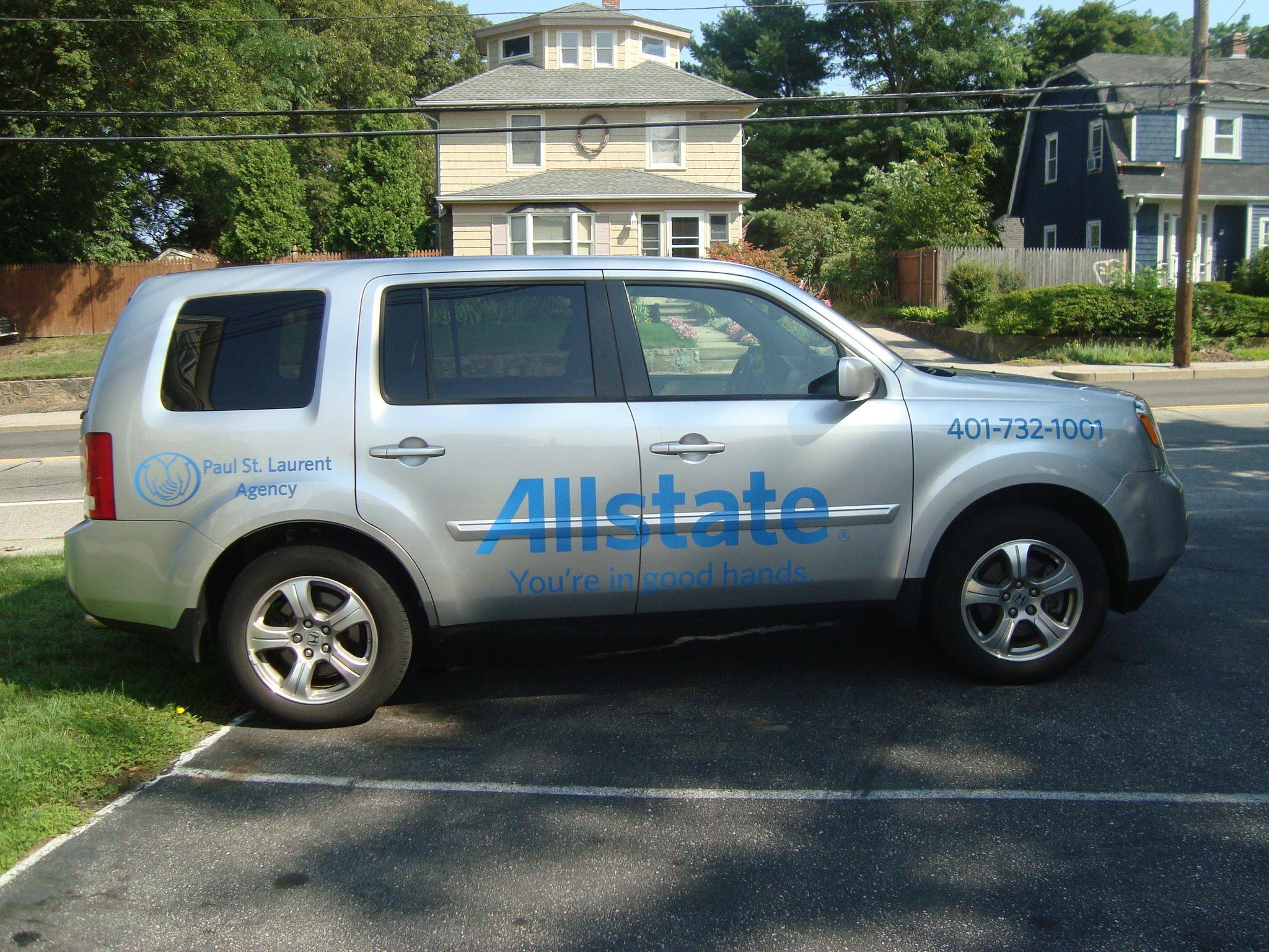 Allstate Insurance Agent Paul St Laurent In Warwick Ri