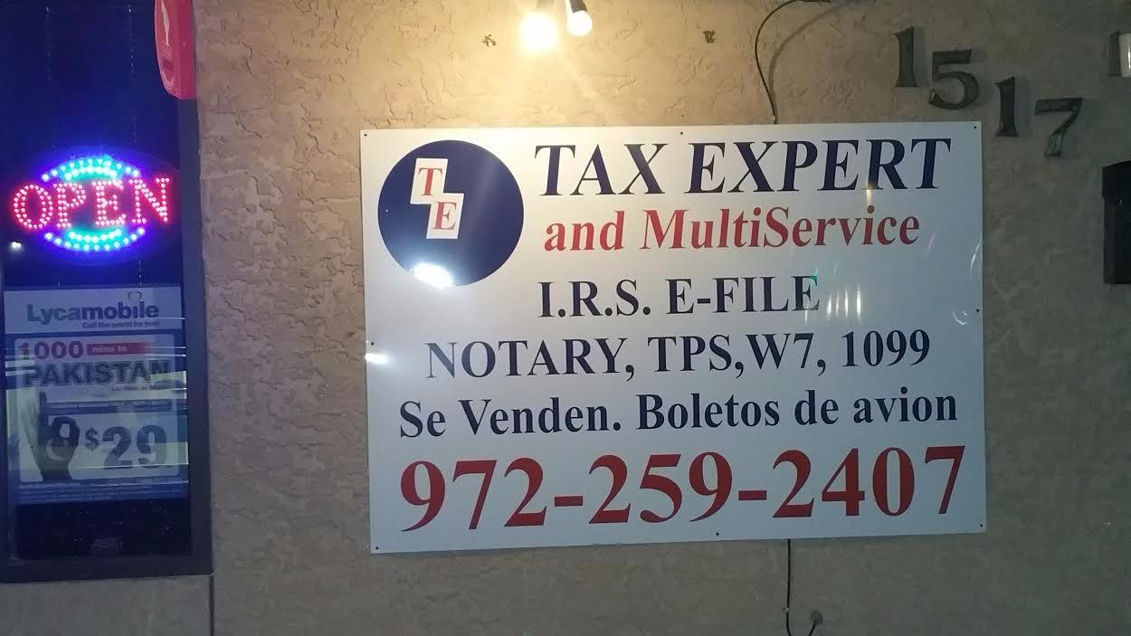 Tax Expert and Multiservice