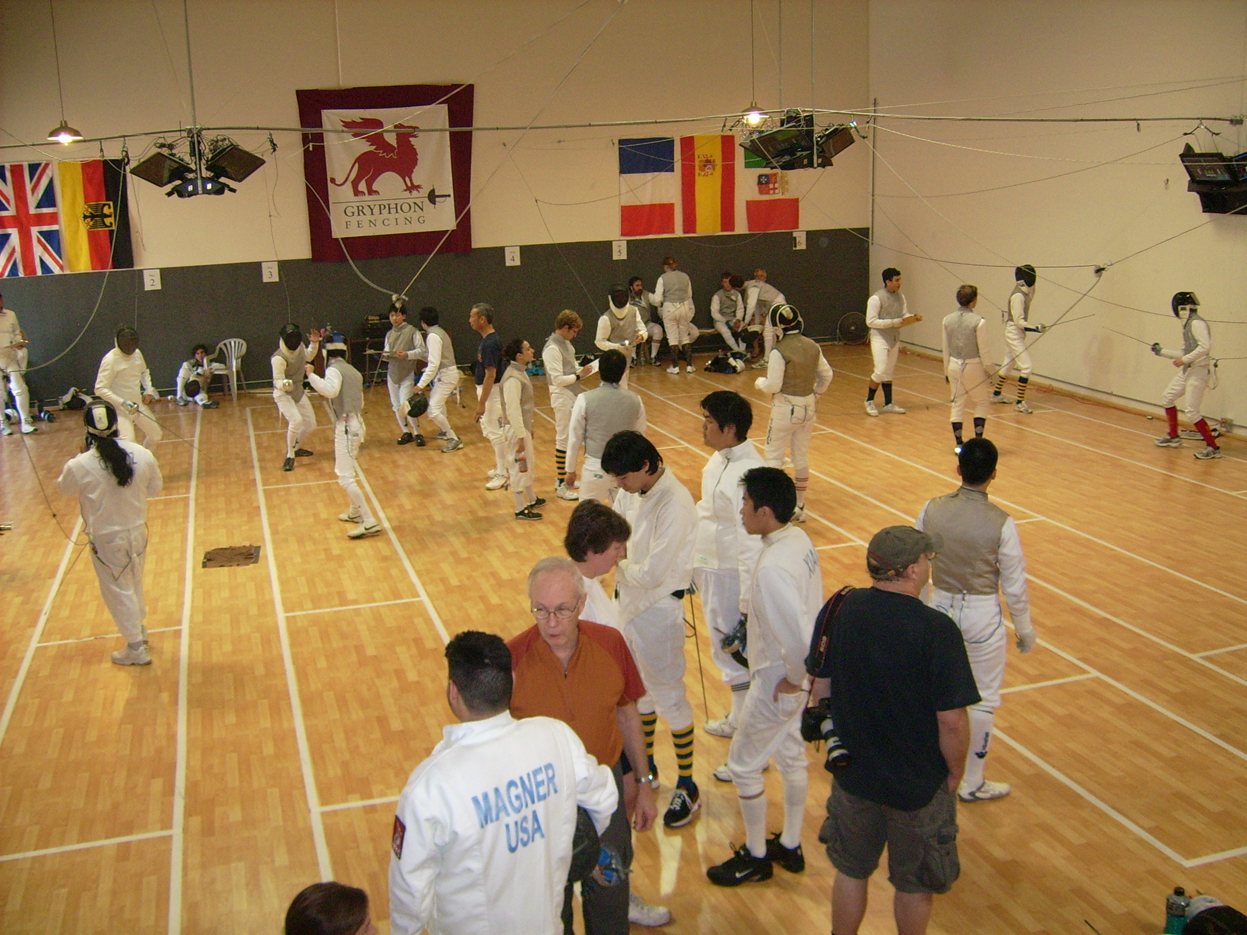 Gryphon Fencing Club Coupons Near Me In Placentia Ca