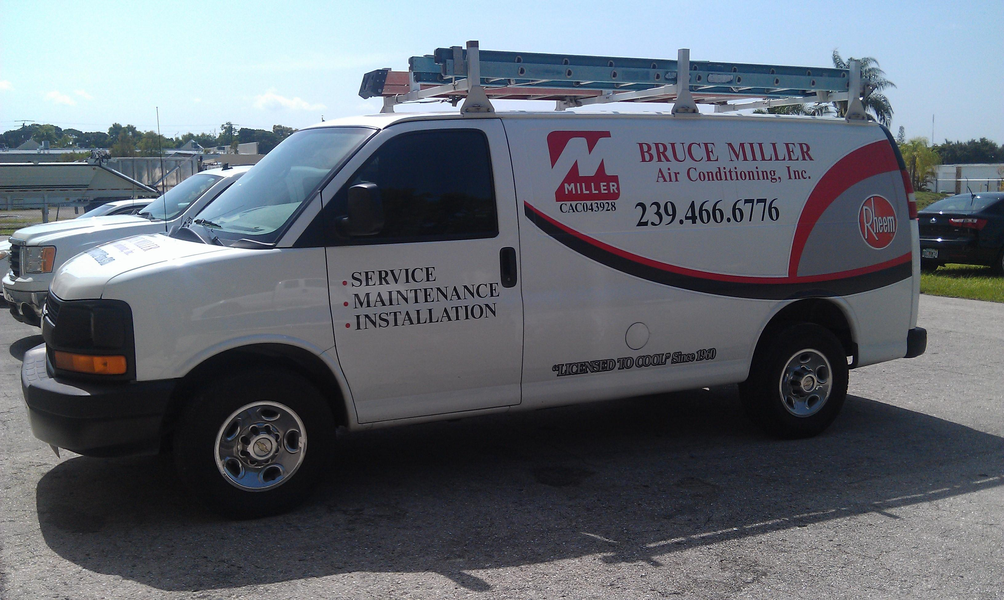 Bruce Miller Air Conditioning, Inc.