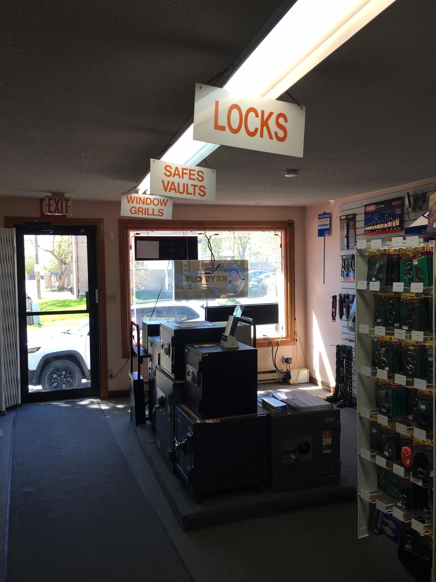 Lockshop Ltd