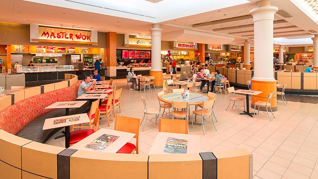Natick Mall Food Court