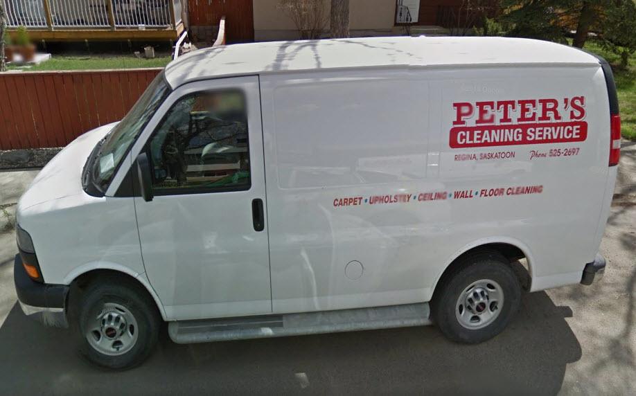 Peter's Cleaning Service Inc in Regina
