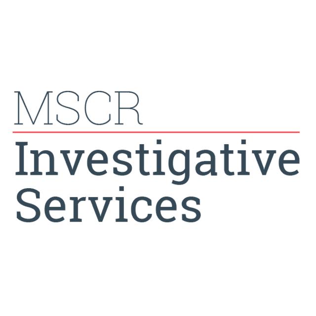 MSCR Investigative Services