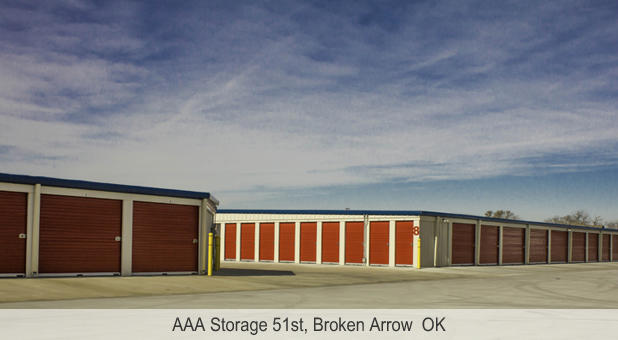 Aaa Storage 51st Coupons Near Me In Broken Arrow 8coupons