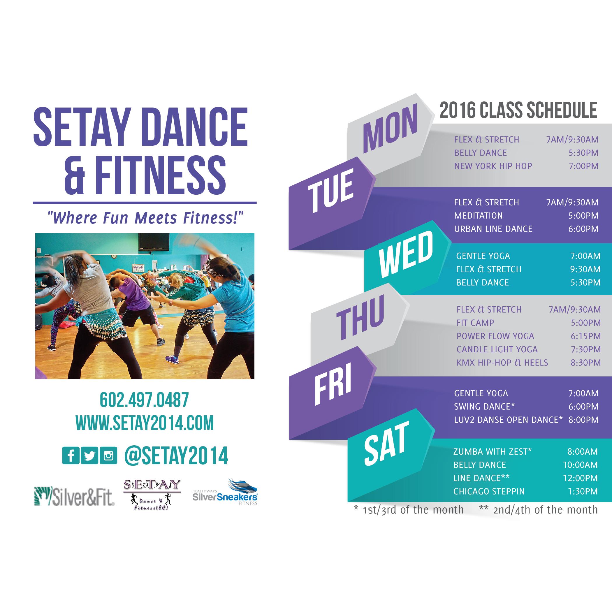 Setay Dance and Fitness EC