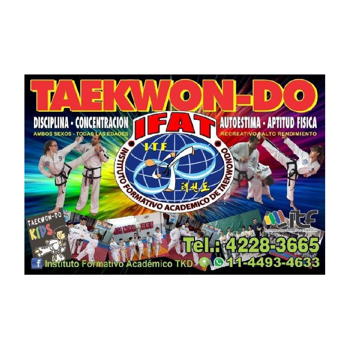 IFAT - INSTITUTO FORMATIVO ACADEMICO DE TAEKWONDO