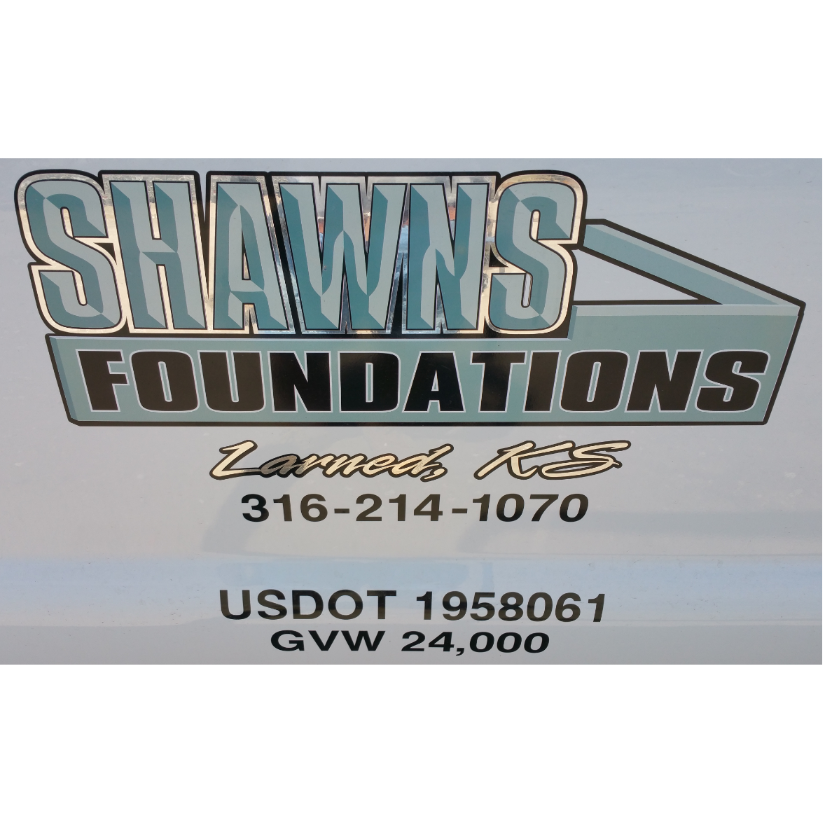 Shawns Foundations Inc.