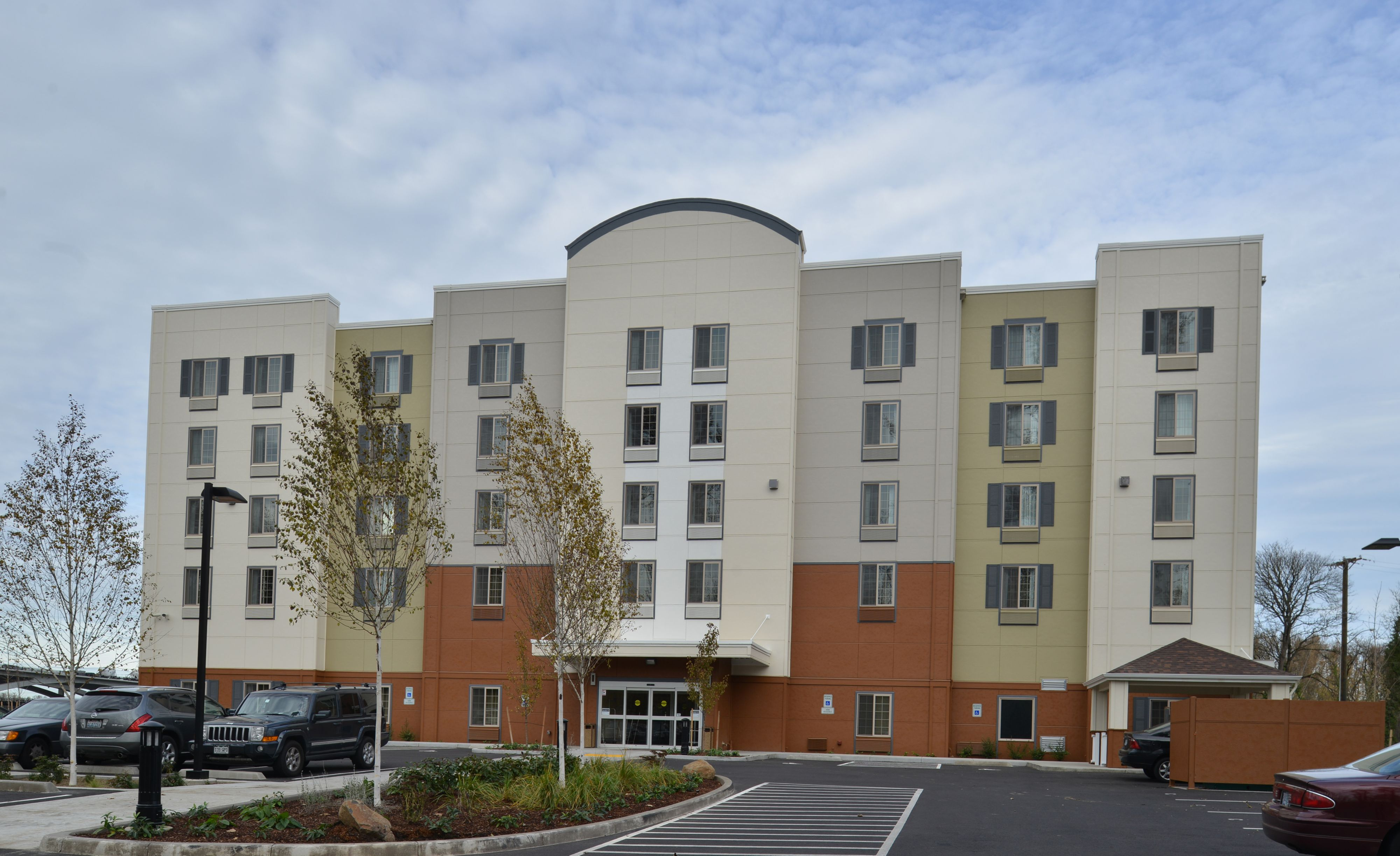 Candlewood Suites Elkhart Elkhart Indiana In