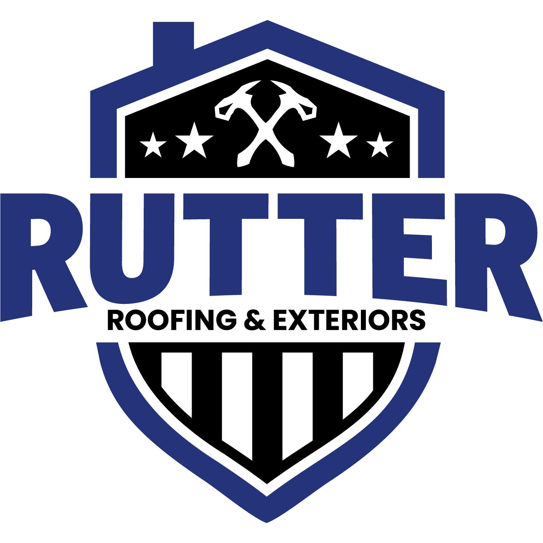 Rutter Roofing & Exteriors Logo
