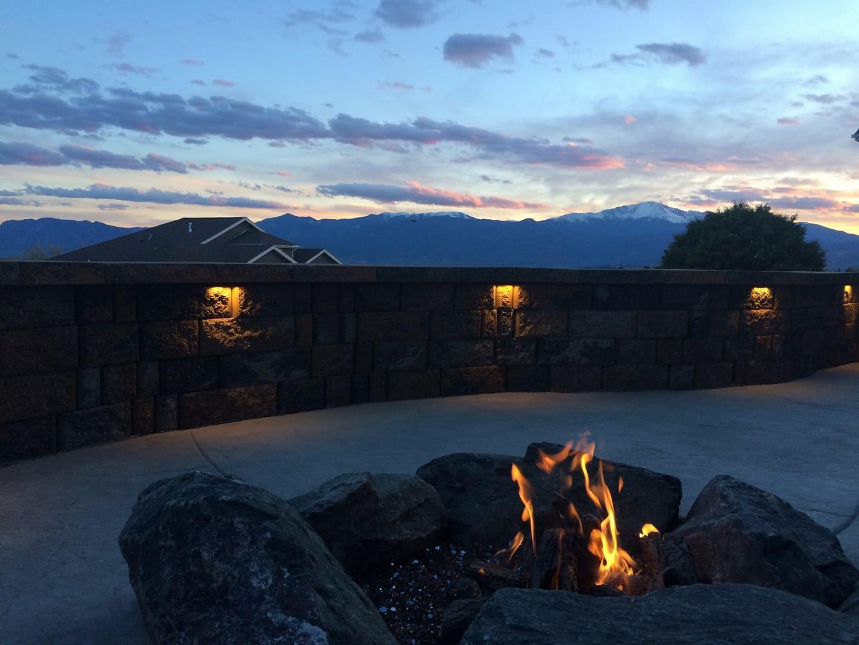 Colorado creative landscapes colorado springs colorado for Creative landscapes