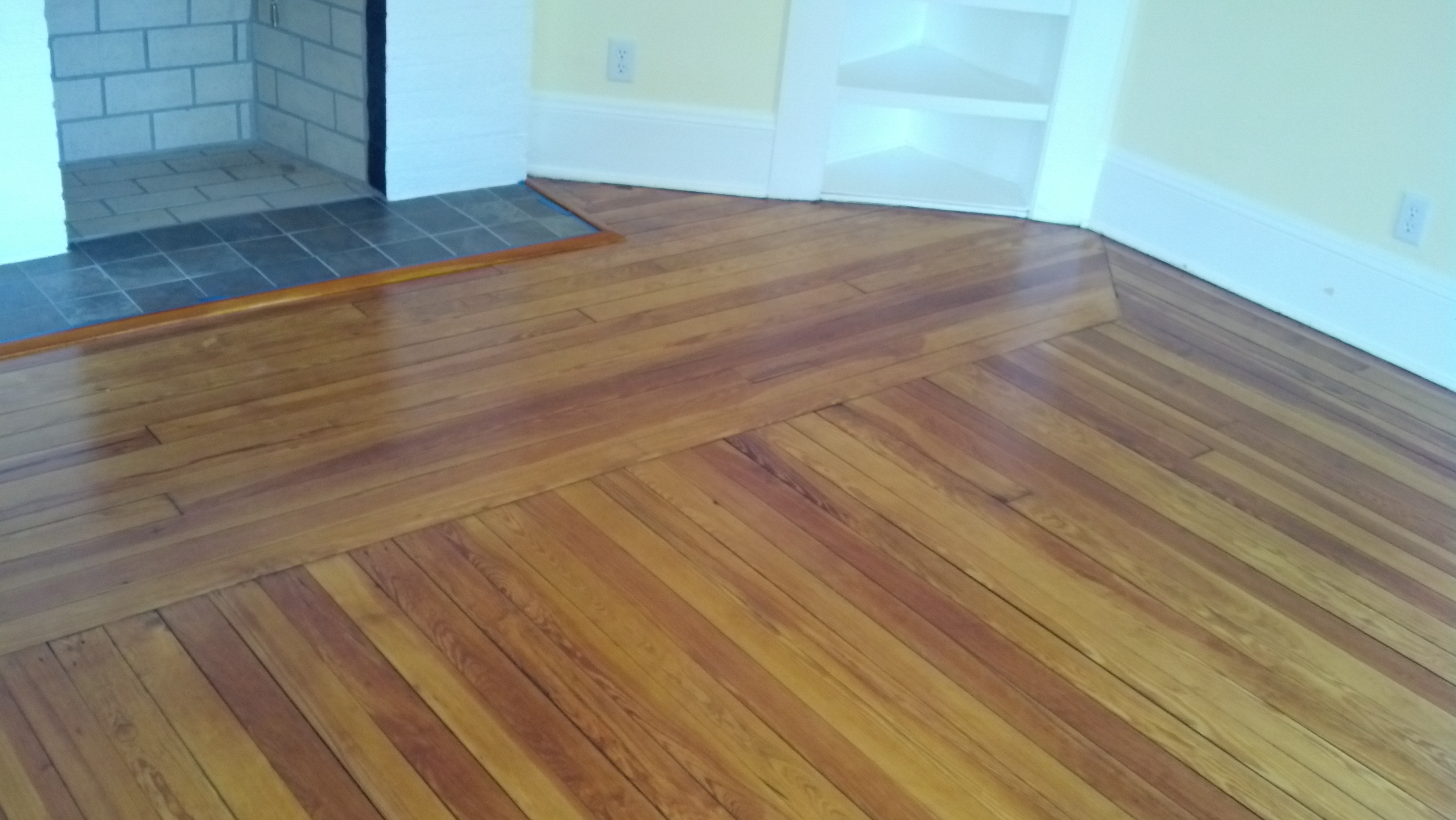 Custom hardwood floors inc coupons near me in saint for Hardwood flooring near me
