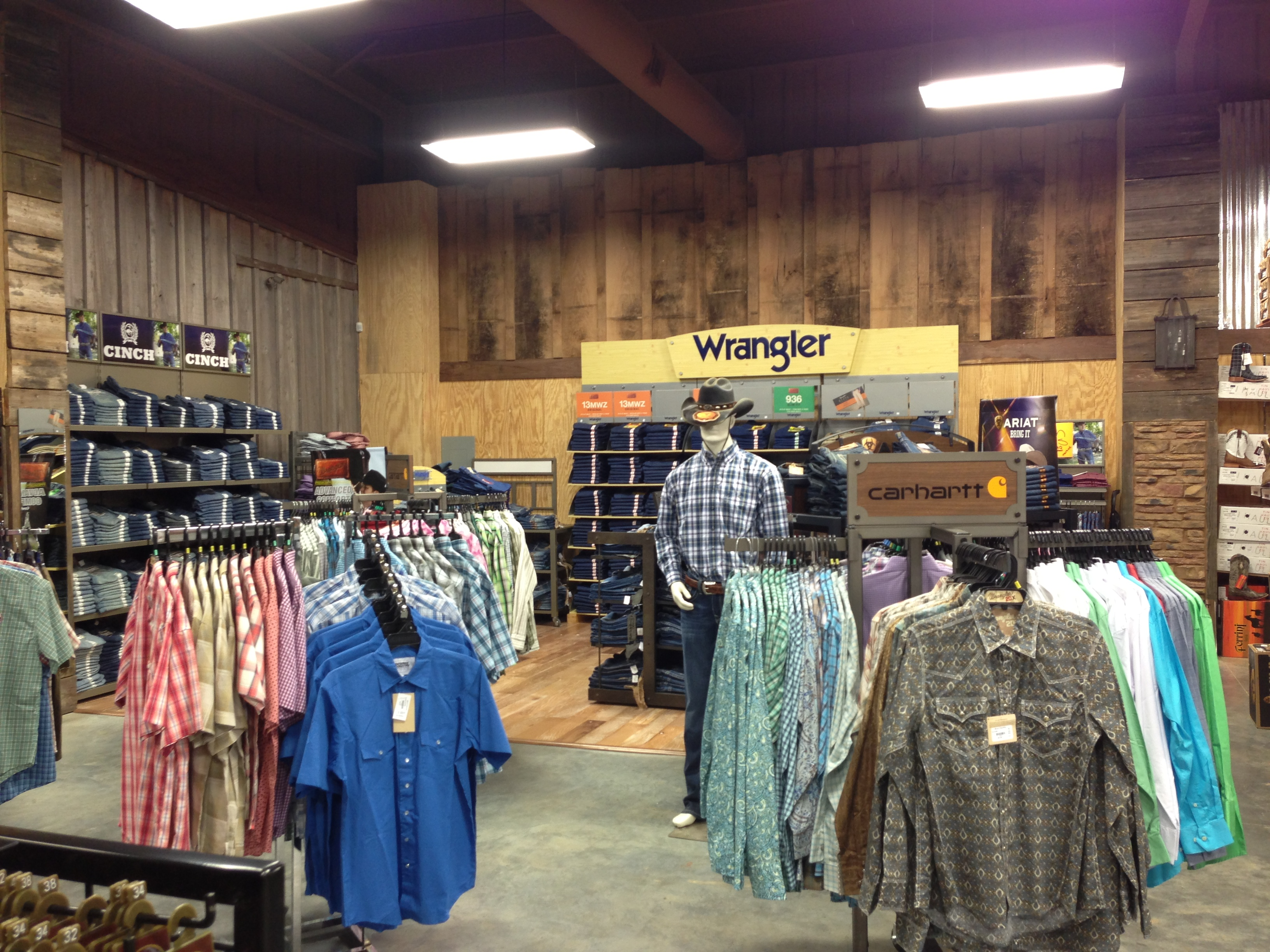 Clothing stores in hattiesburg ms