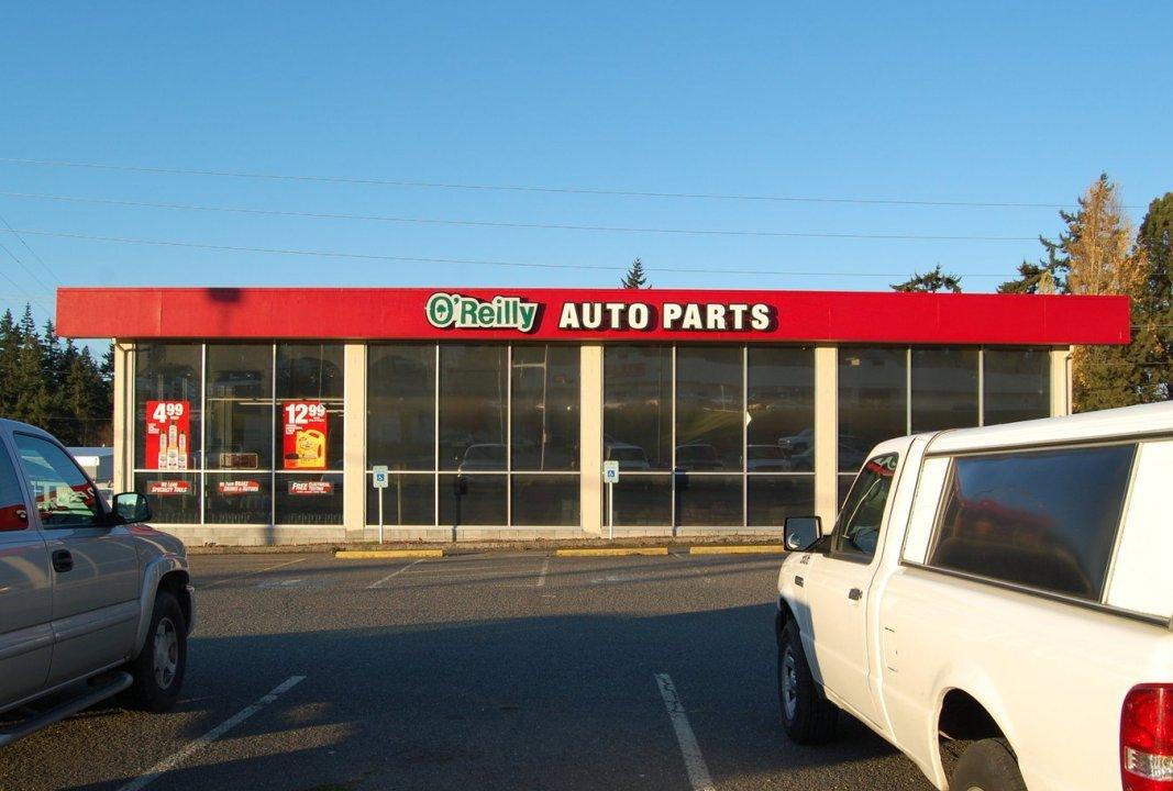 O 39 Reilly Auto Parts Port Angeles Washington Wa