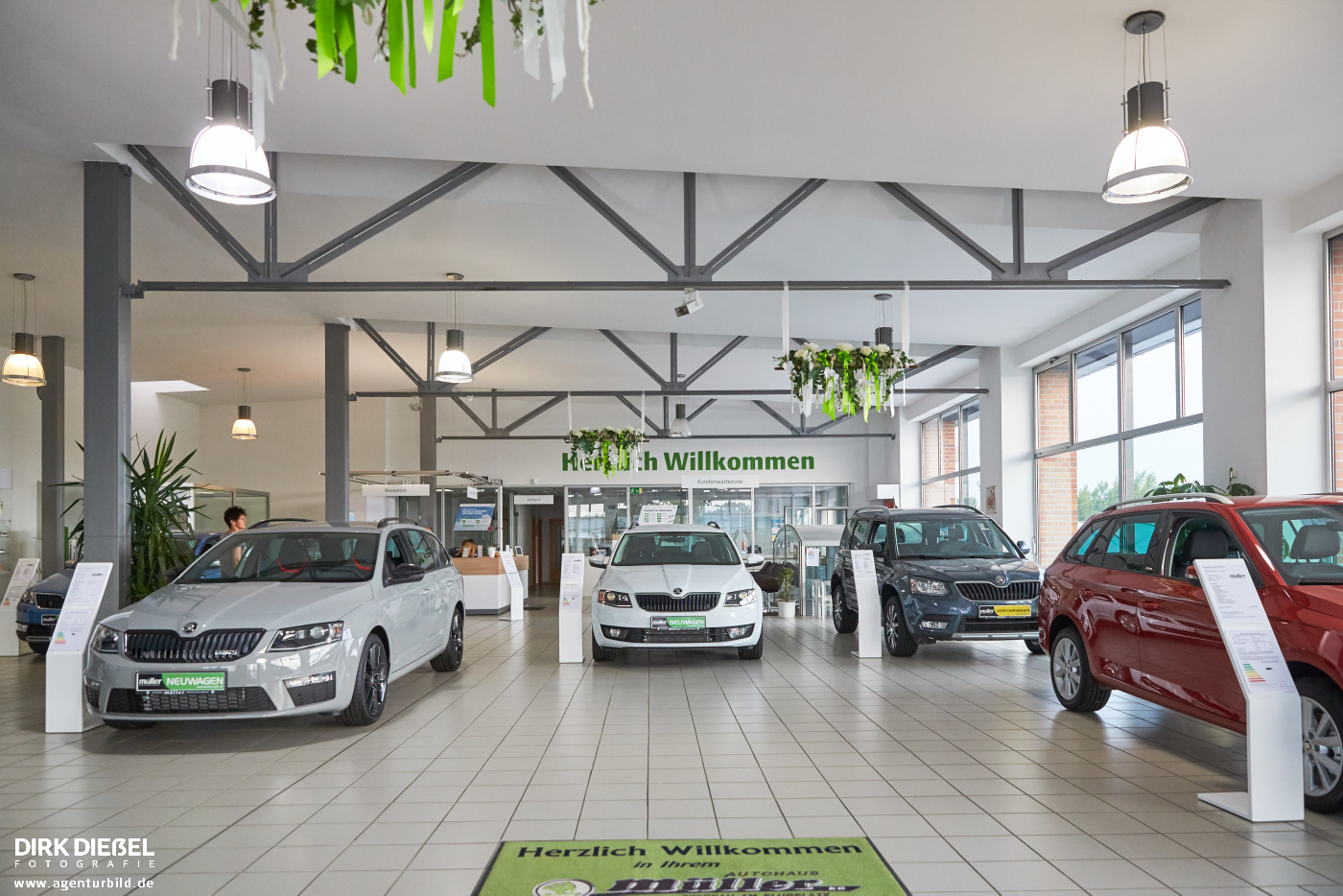 Autohaus m ller kg auto gebrauchtwagen in zwickau for Bewertung autohaus