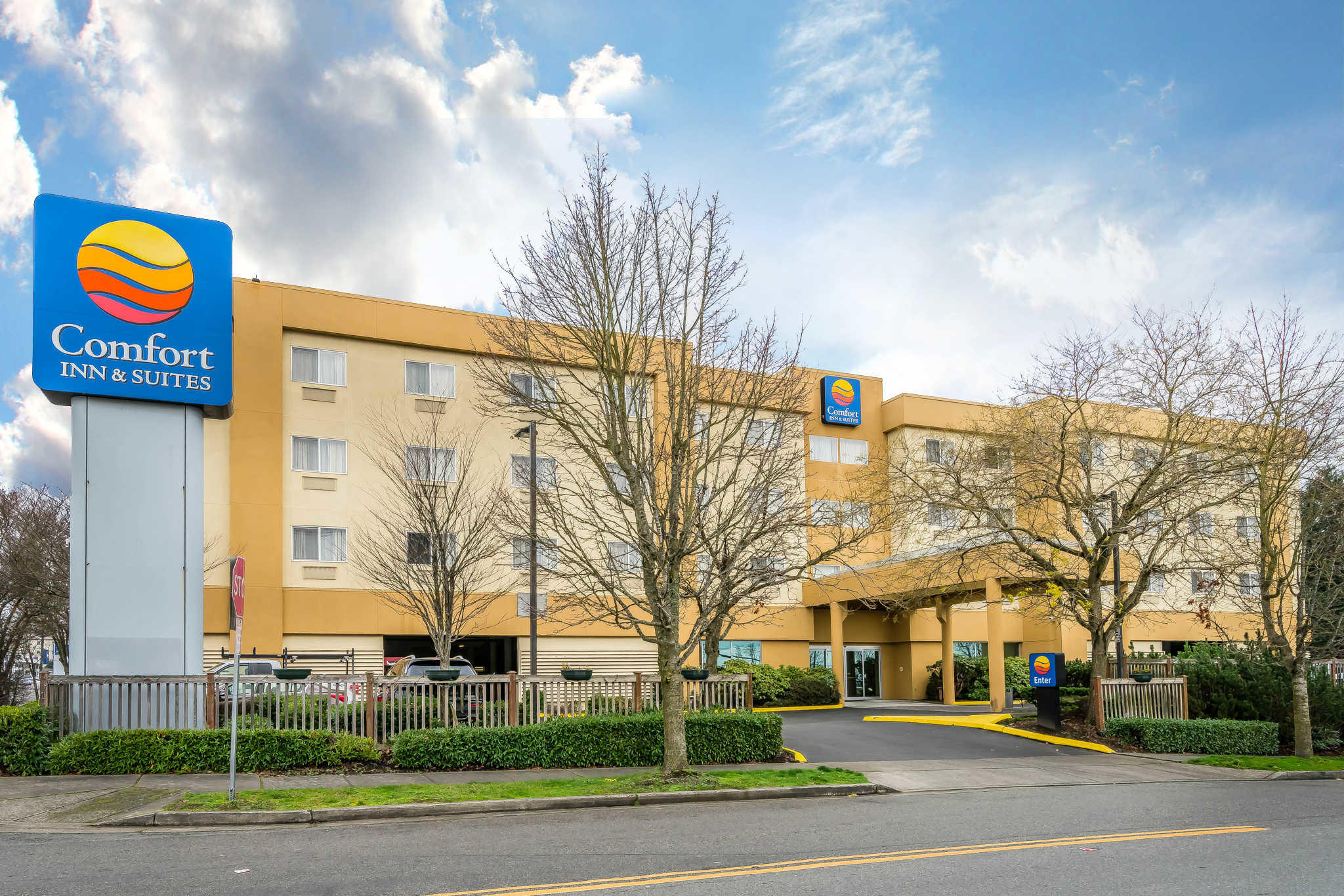 Shoreline Wa Hotels And Motels