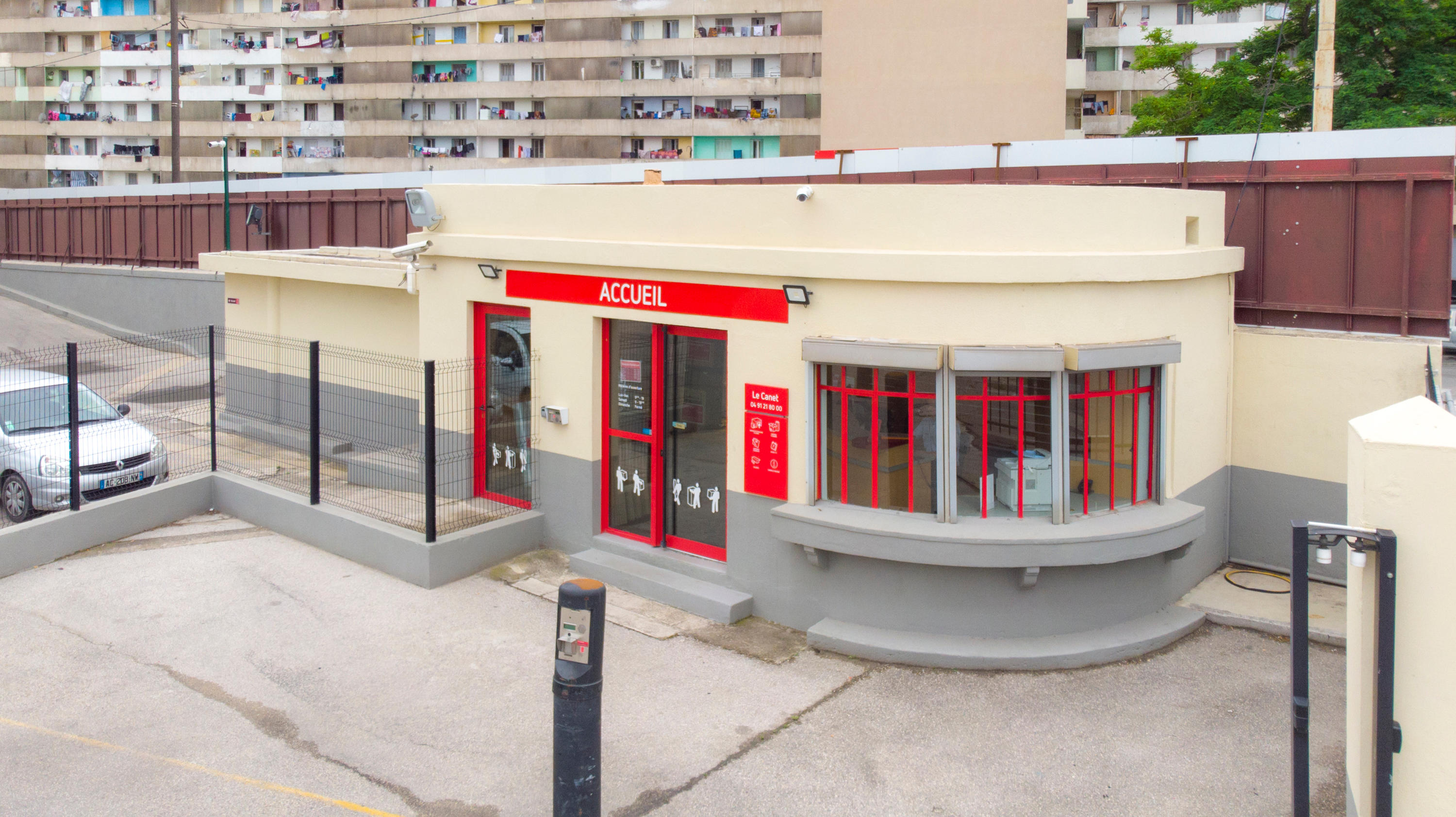 Shurgard Self-Storage Marseille Le Canet