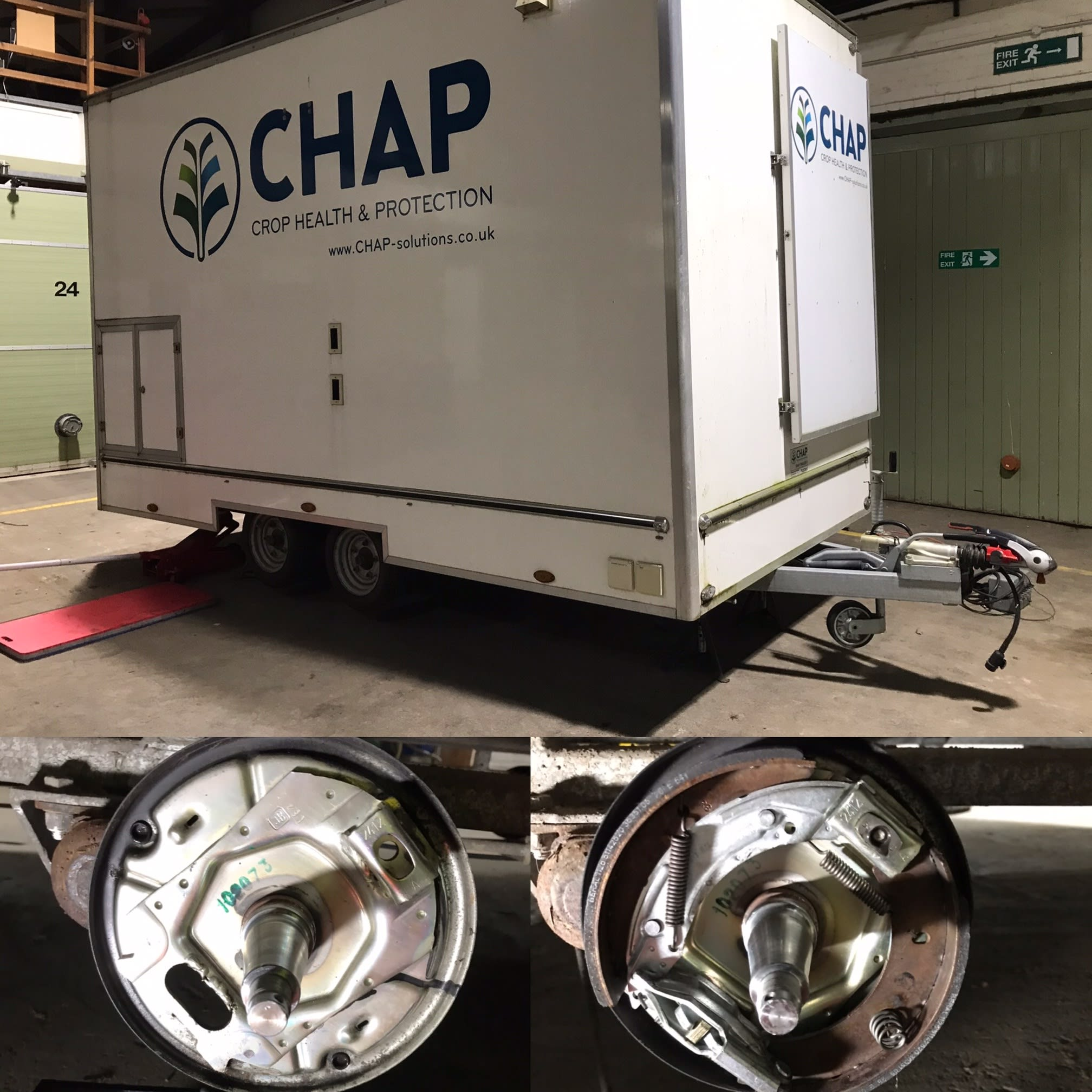 Images Peterborough Trailer Servicing