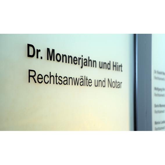 Bild zu Dr. Monnerjahn und Hirt Rechtsanwälte und Notar in Bremen