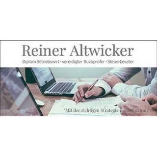 Bild zu Reiner Altwicker Steuerberater in Mönchengladbach