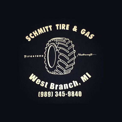 Schmitt Tire & Gas Inc - West Branch, MI - Auto Body Repair & Painting