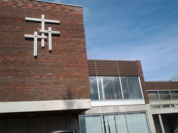 Laukaan seurakunta Vihtavuoren kappeli