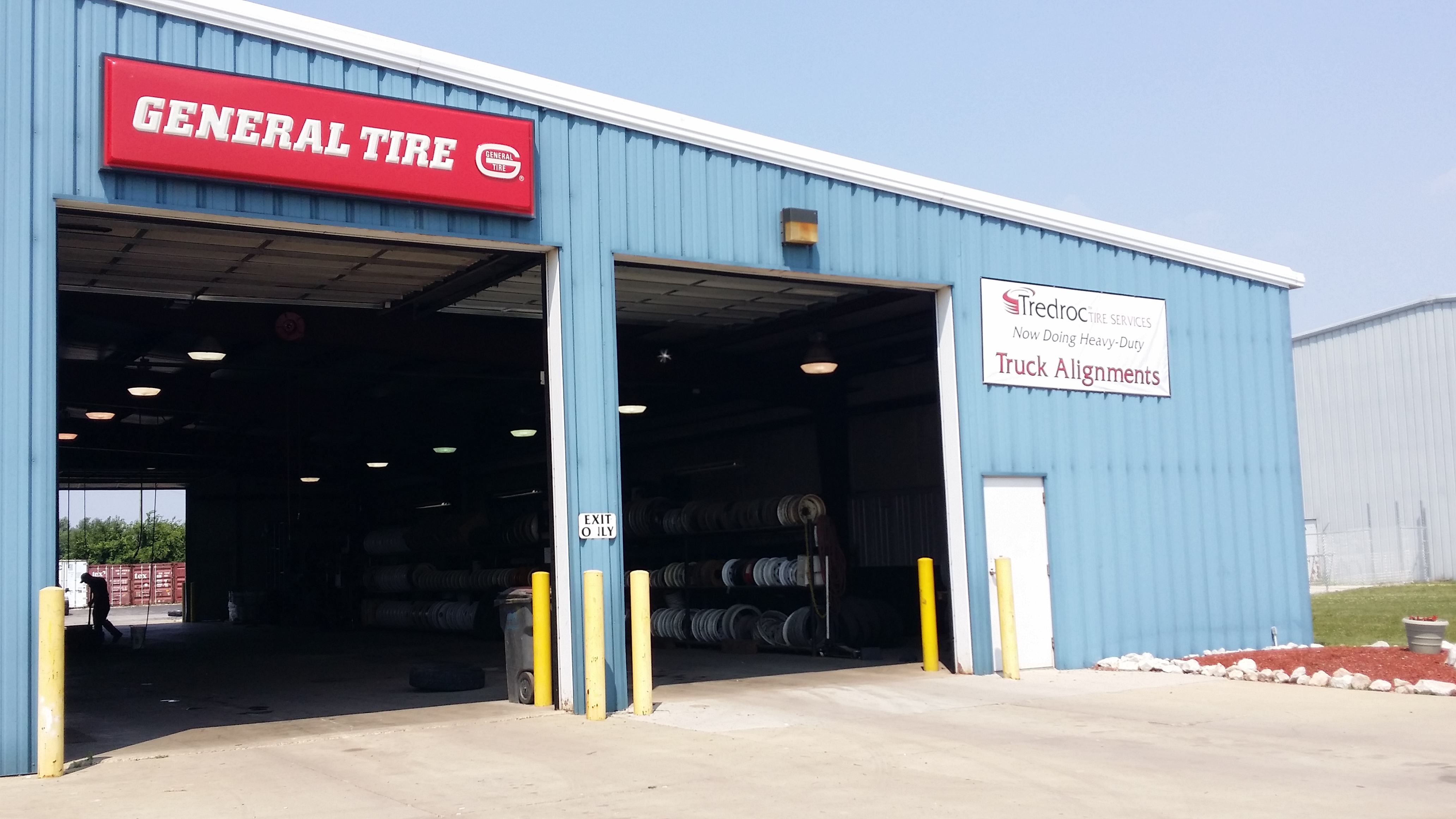 tredroc tire services in lafayette in 47905