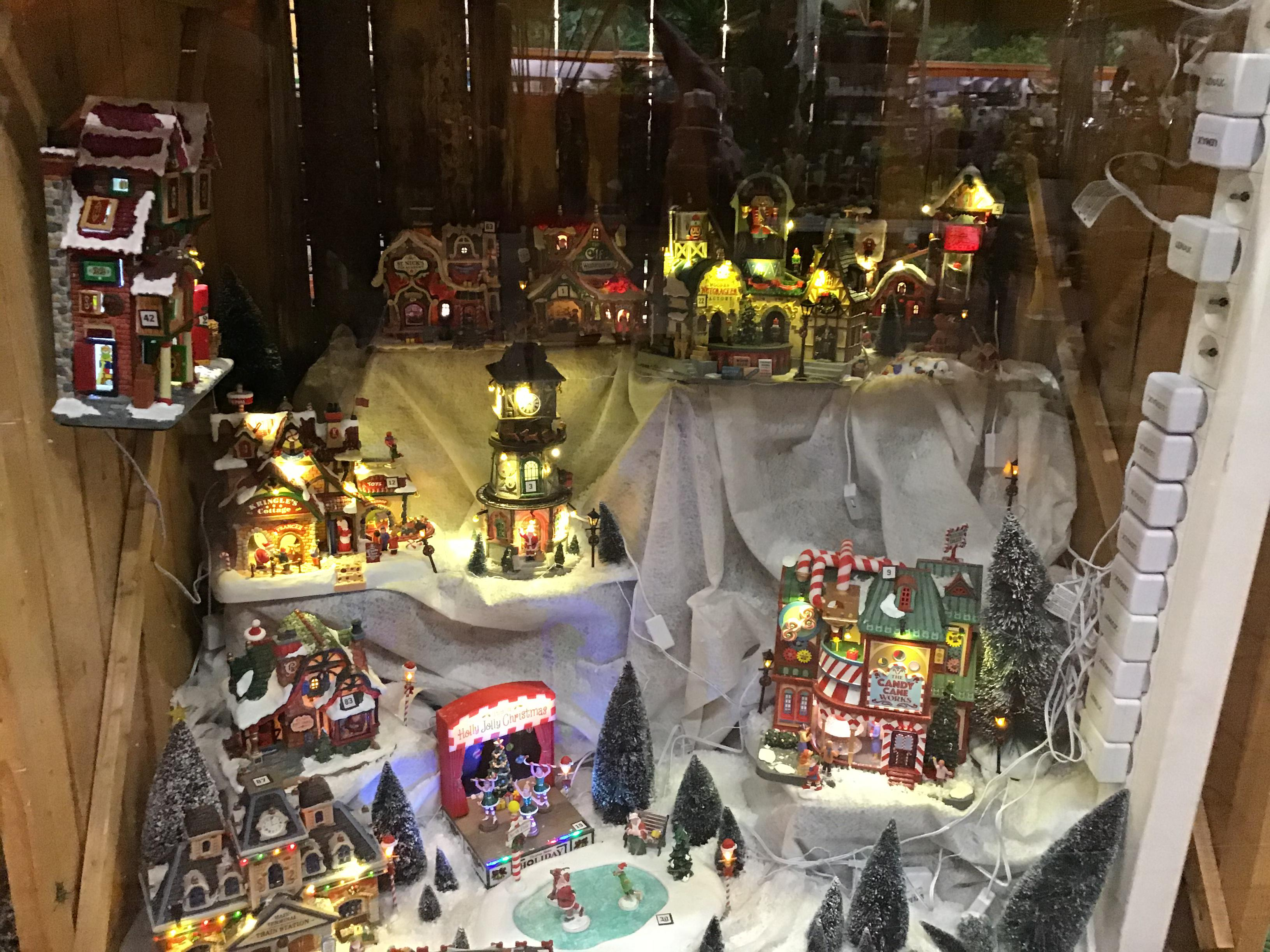 Weihnachtsmarkt im Obi Waldshut-Tiengen