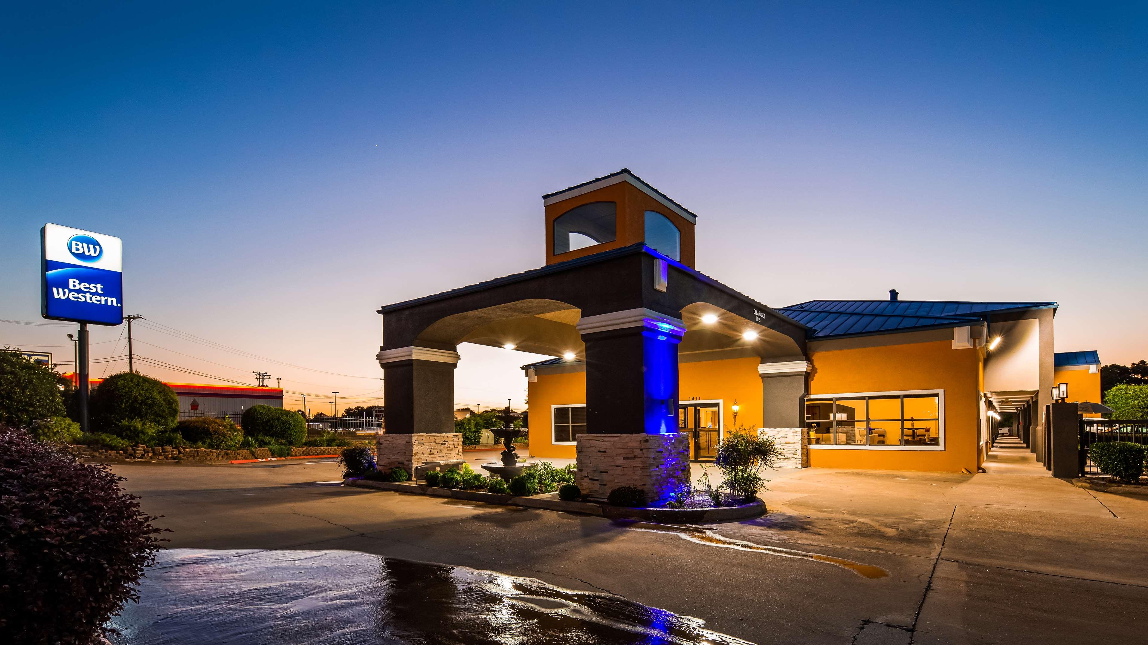 Welcome to the Best Western Inn of Kilgore!