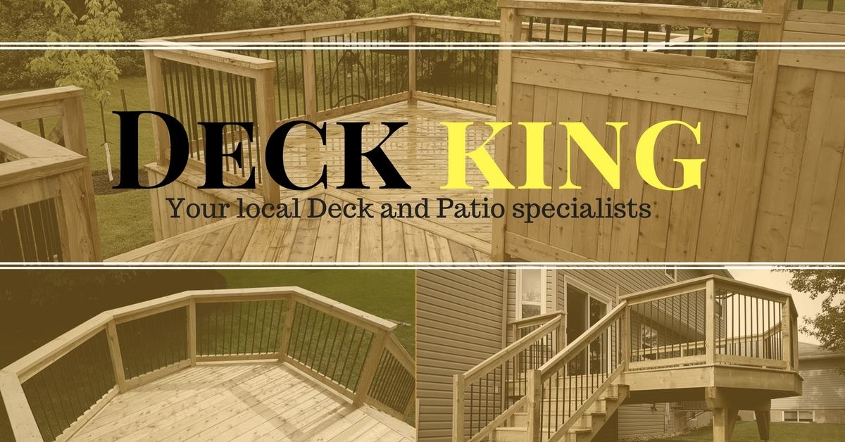 RM Deck King RM Deck King Moncton (506)380-3549