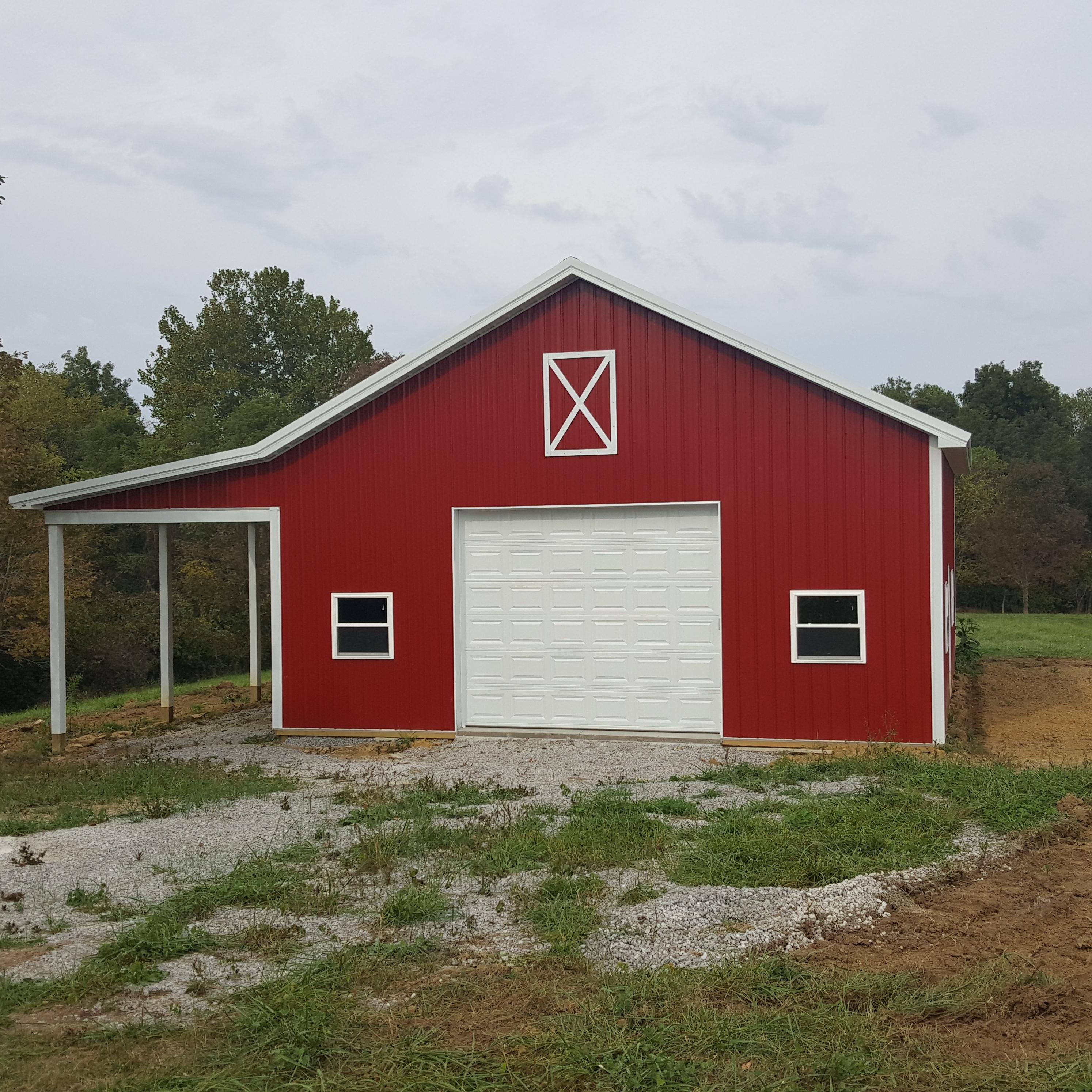 CKR Pole Buildings & Barns In Richmond, KY 40475