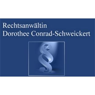 Bild zu Rechtsanwältin Dorothee Conrad-Schweickert in Unterhaching