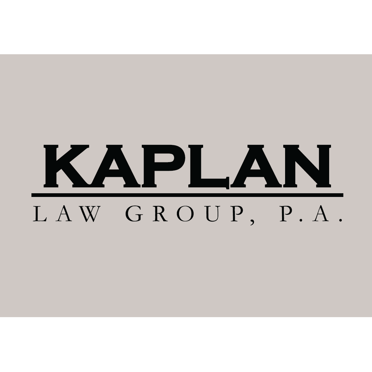 Kaplan Law Group, P.A.