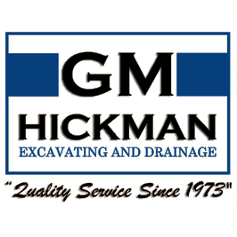 GM Hickman Excavating & Drainage Contractor - Downingtown, PA 19335 - (610)873-1110 | ShowMeLocal.com