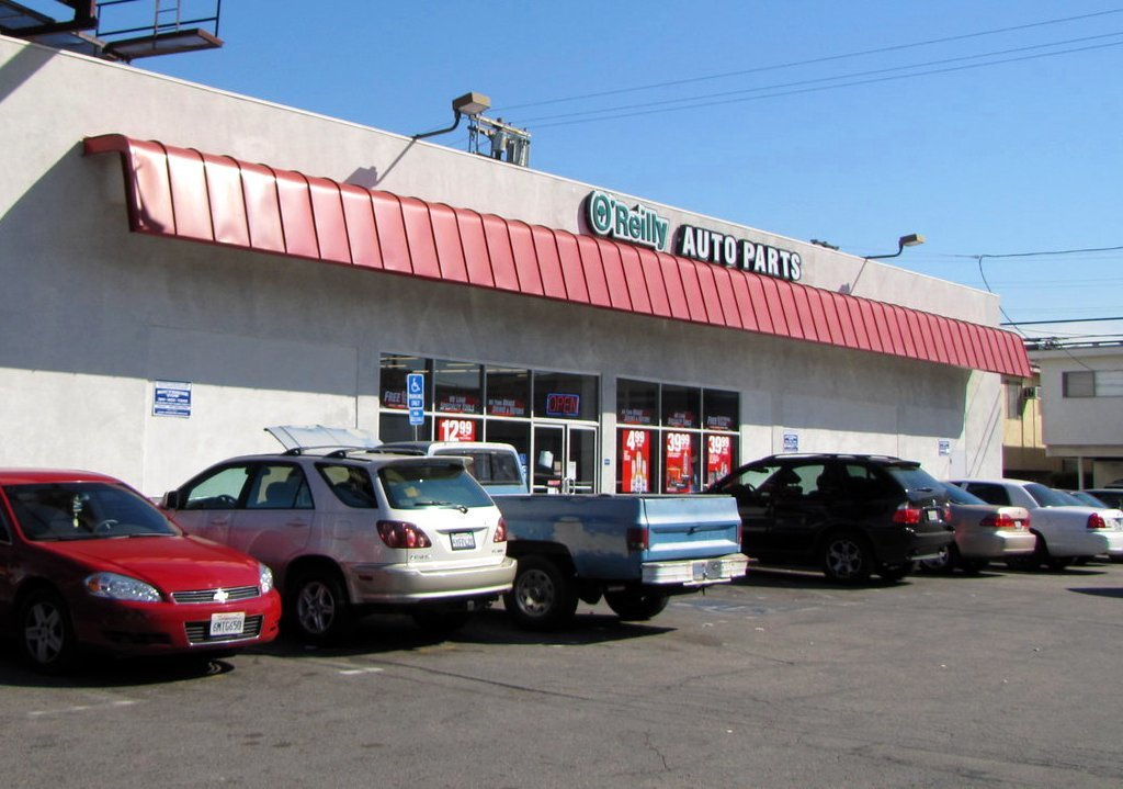 Oreilly auto parts los angeles ca