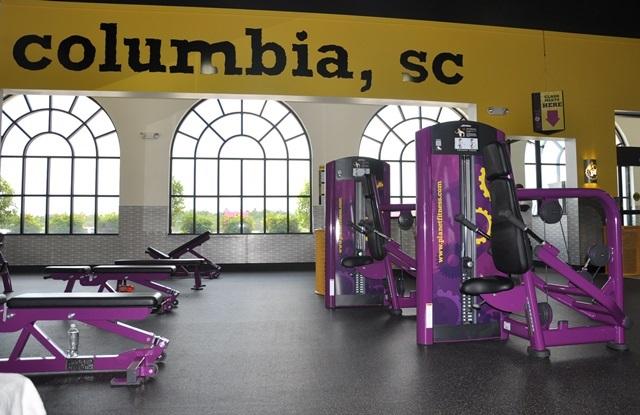 Planet fitness simpsonville south carolina