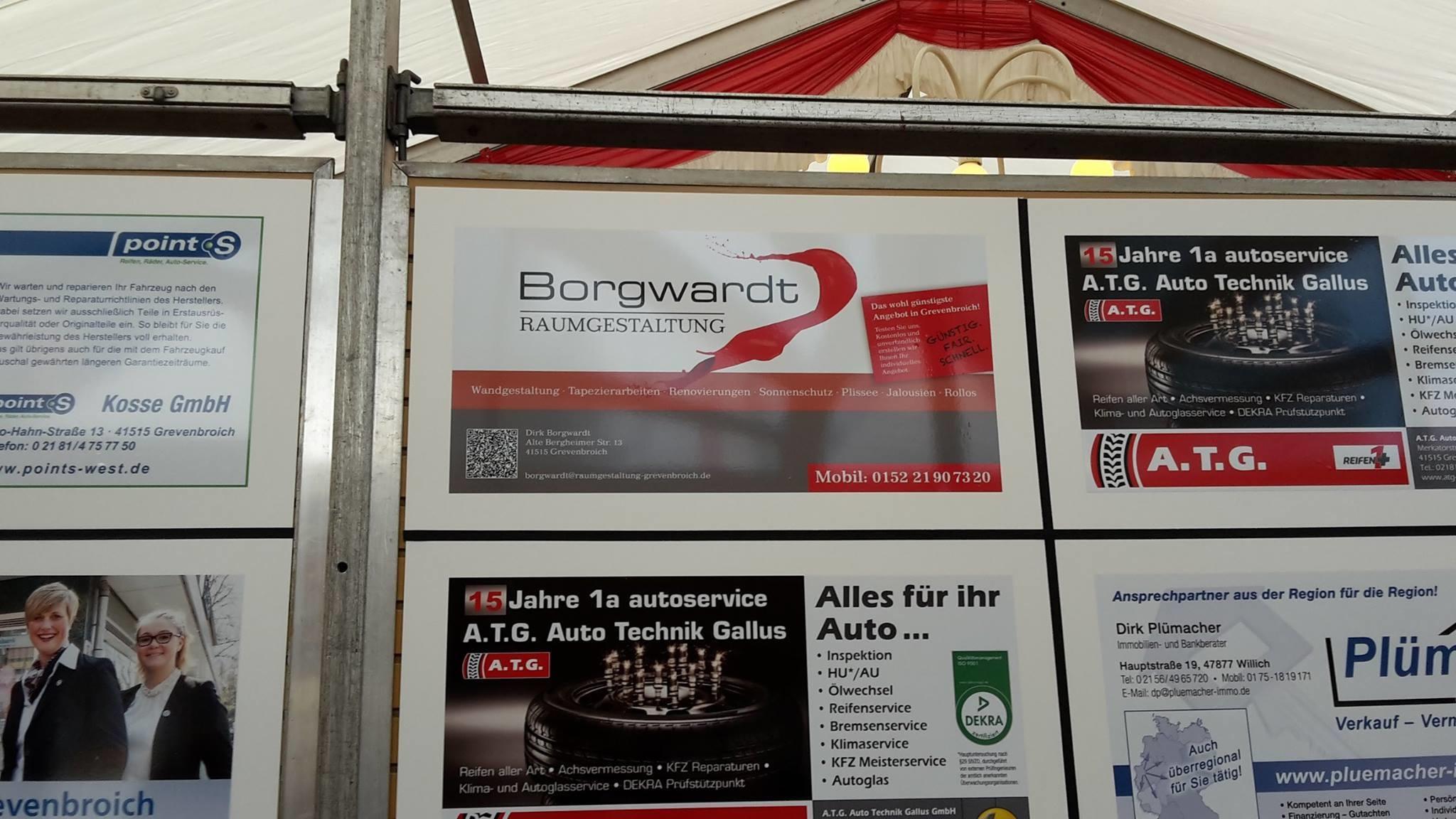 Raumgestaltung Borgwardt