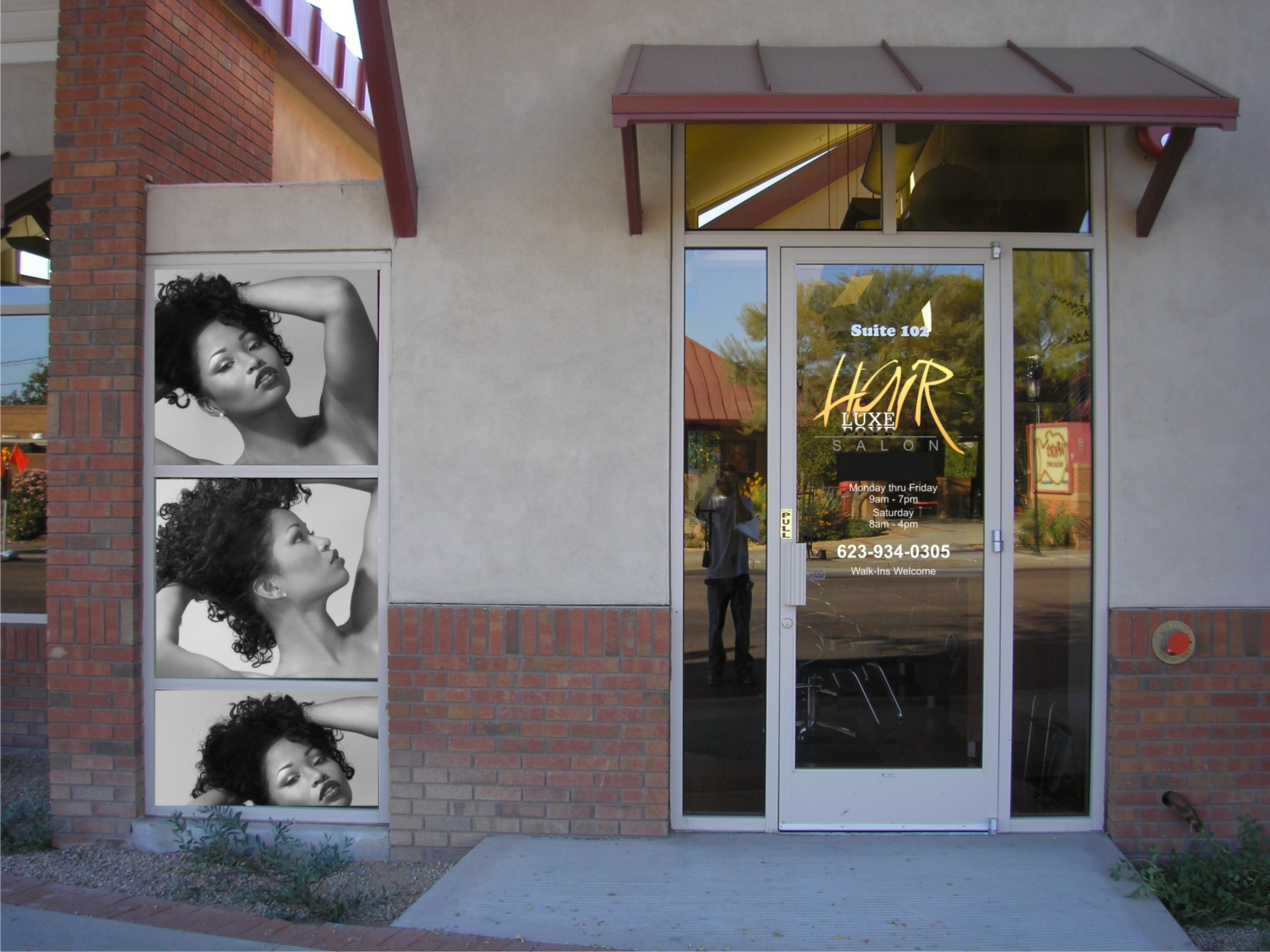 Hair Luxe Salon and Nail Spa