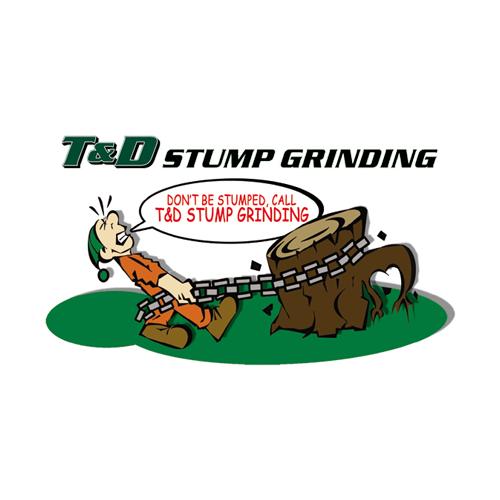 T&D Stump Grinding